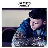James Arthur - Self Titled Cd Album - Impossible / Get Down / Recovery +