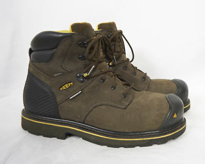 a3c201a0b4c KEEN UTILITY MEN'S Tacoma Waterproof Composite Toe Work Boot US 8 ...