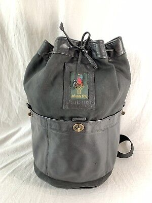 01a1f07bec48 COACH ATLANTA Olympic Games 1996 Leather and Canvas Made in the United  States
