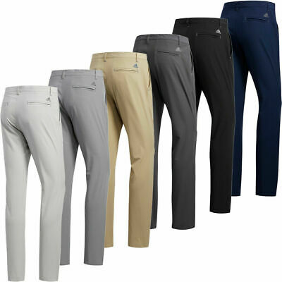 Adidas 2019 Ultimate 365 Mens Tapered Golf Trousers / Pants