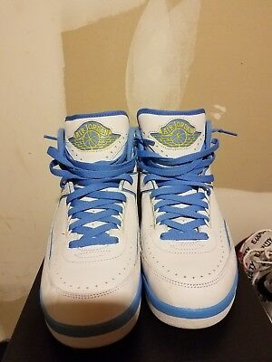best authentic 594d0 7a502 NIKE AIR JORDAN 2 Retro Carmelo Anthony Nuggets Men's Size 9 Basketball  shoes