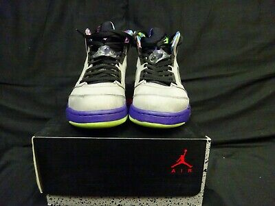 66c0cbf0a96e AIR JORDAN RETRO 5 Bel Air 621958-090 Size 9.5 100% Authentic 9 10 ...