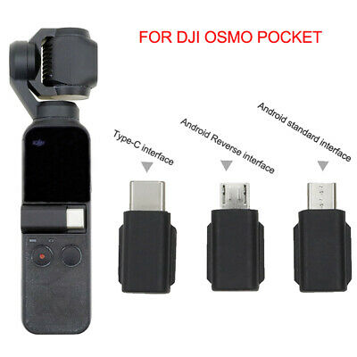 Reliable Android Adapter Converter for DJI OSMO Pocket Miro USB Connector