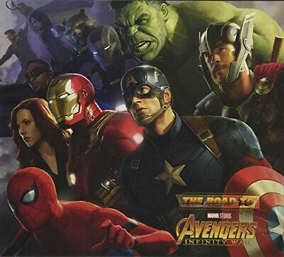 The Road to Marvel's Avengers: Infinity War - The Art of the Marvel Cinematic…