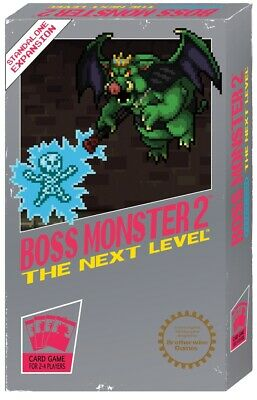 Boss Monster 2: The Next Level Card Game, New