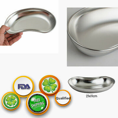 Professional Stainless Steel Kidney Bowl Basin Emesis Trays Surgical Instrument