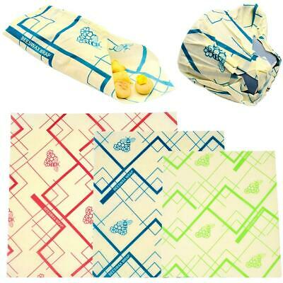 Recyclable Bee Wax Food Preservation Cloth Beeswax Eco Friendly Food Wraps PDA