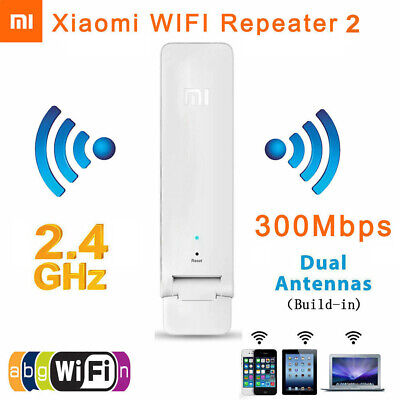 Xiaomi Mi WiFi Repeater 2 Amplifier 300Mbps WLAN Signal Extender Booster Router