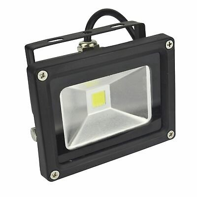 LED 10w Floodlight Security High Power 650 Lumen 6000k Day White Waterproof E05