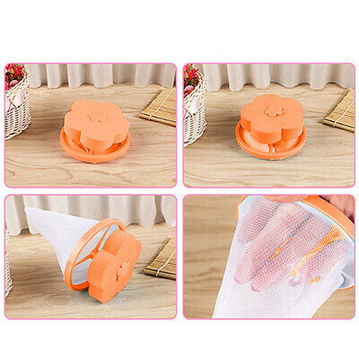 Household Practical Wash Machine Laundry Filter Bag for Lint Pet Hair Remover