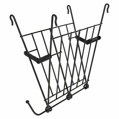 Small Animals Folding Wire Hay Rack with Treat Hanger For Rabbits, Gunea Pigs