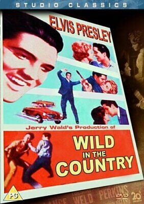 "/""WILD IN THE COUNTRY/"" ELVIS PRESLEY 1961  Retro Movie Poster A1A2A3A4Sizes"