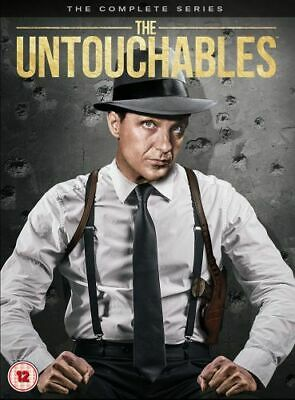 The Untouchables - The Complete Series Dvd [Uk] New Dvd