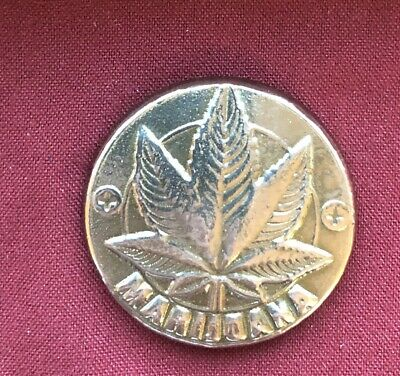"3oz YPS ""Marijuana"" 999+ fine silver bullion bar ""Yeager's Poured Silver"""