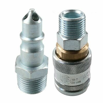 "PCL 100 Series Female Coupler & Male Plug Fitting Air Hose 1/2"" BSP Male Thread"