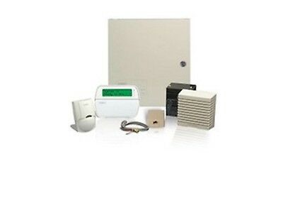 DSC KIT-16-108CP01NT PowerSeries home security system Kit