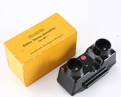 KODAK RETINA STEREO VIEWER TYPE 881, IN DECENT BOX/cks/207472