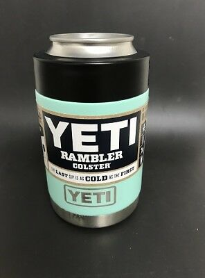 Authentic YETI Rambler COLSTER 12oz *SEAFOAM* NEW!!
