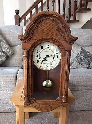 Howard And Miller Westminster Chime Wall Clock
