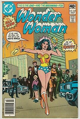 Wonder Woman Lot, 6 Comics - 269, 270, 271, 272, 273, 274 - FN to VF