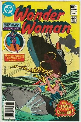 Wonder Woman Lot, 6 Comics - 275, 276, 277, 278, 280, 281 - VF- or better