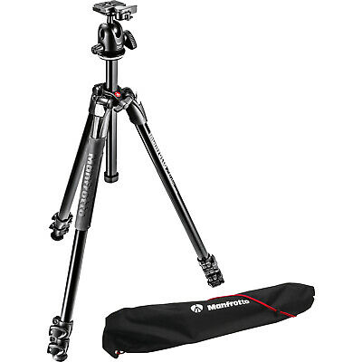 """Manfrotto 290 Xtra 67"""" Professional Tripod with Ball Head & Case 67 Inch"""