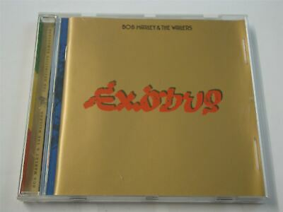 Bob Marley And The Wailers - Exodus - The Definitive Remasters CD Album
