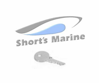 OEM Mercury Marine Outboard Replacement Ignition Key #116