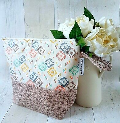 Project Bag- Crochet, Knitting, Craft