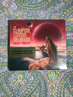 New Cd ~ The Claypool Lennon Delirium - South Of Reality