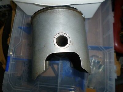 Maico Mahle 440 450 standard size piston with NOS ring GS MC ALL years GP AW Mag