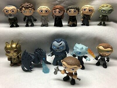 Funko Mystery Minis Game of Thrones Series 4  Theon Reek COTF Beric Gendry
