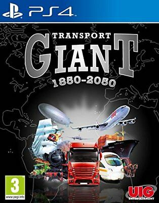 Transport Giant (PS4) BRAND NEW SEALED