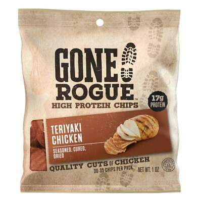 Gone Rogue High Protein Chips - Teriyaki Chicken
