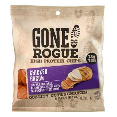 Gone Rogue High Protein Chips - Chicken Bacon