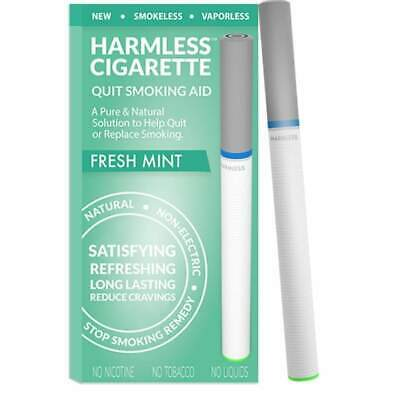 Harmless Cigarette Quit Smoking Aid - Fresh Mint