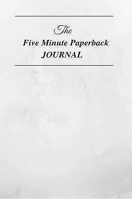 The Five Minute Paperback Journal by Moran Journals