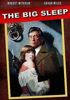 The Big Sleep (DVD, Region 1) In Mint condition from personal collection!