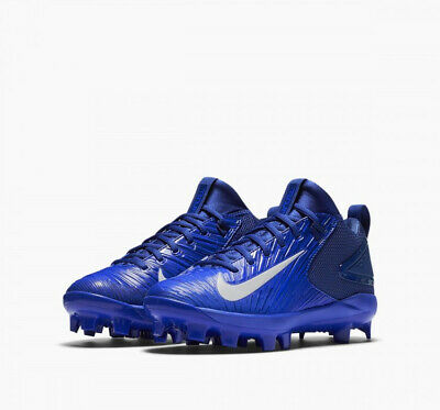 the best attitude f4c5a a561d NEW Nike Air Trout 3 Pro BG Youth Baseball Cleats Size 5Y Racer Blue 856499-