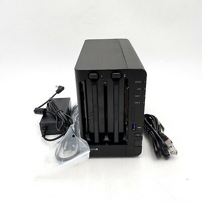 SYNOLOGY 2 BAY NAS DiskStation DS218+ (Diskless) -READ!!!-