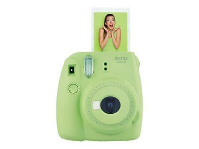 Fotocamera analogica Fujifilm INSTAX MINI 9 LIME GREEN 16550708