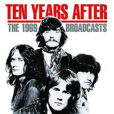 Ten Years After 'the 1969 Broadcasts' Cd (2019)