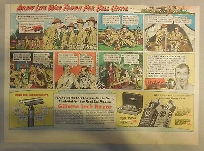 [Imagen: Gillette-Razor-Ad-Army-Romance-Army-Life-Was.jpg]