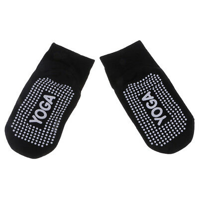 Wear-resisting Women LADY GIRL Anti Skid Combed Cotton Solid Yoga Ballet Socks