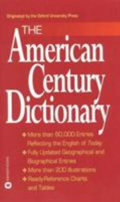 The American Century Dictionary by Urdang, Laurence