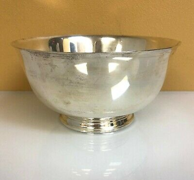 Tiffany & Co. Stunning Sterling Silver Bowl 23618