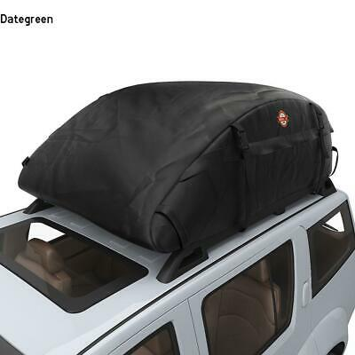 Car Vehicles Waterproof Roof Top Cargo Carrier Luggage Travel Storage DTGN 02