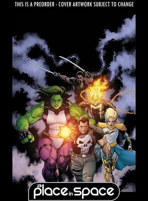 (Wk18) War Of The Realms: Strikeforce Dark Elf Realm #1A - Preorder 1St May