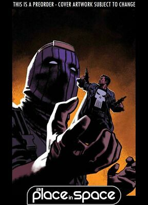 (Wk18) The Punisher, Vol. 12 #11A - Preorder 1St May