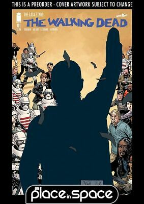 (Wk18) The Walking Dead #191 - Preorder 1St May